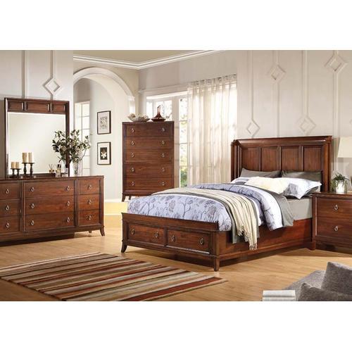 Acme Furniture Inc - Eastern King Bed W/storage