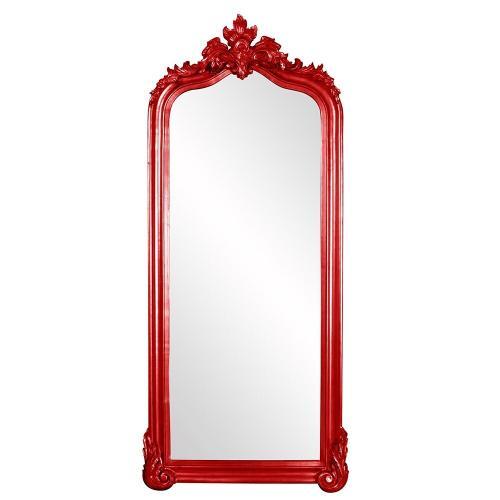 Howard Elliott - Tudor Mirror - Glossy Red