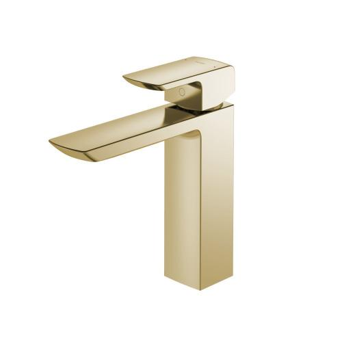 GR Single-Handle Faucet - Semi-Vessel - 1.2 GPM - Polished French Gold MTO
