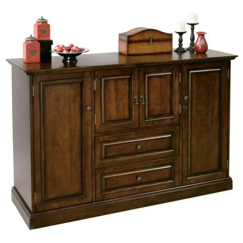 Howard Miller - 695-081 Bar Devino II Wine & Bar Console