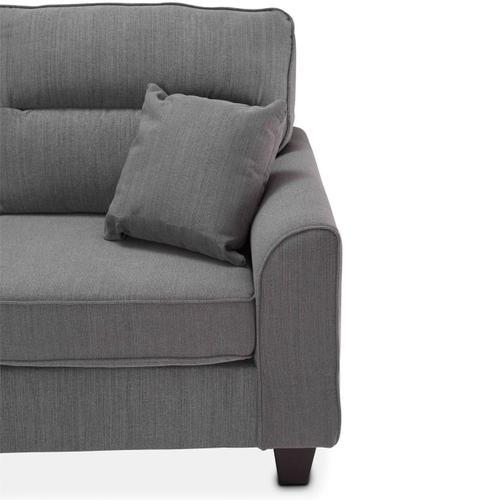 Millenial Sofa Graphte