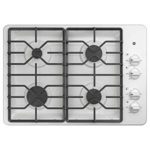 "GEGE® 30"" Built-In Gas Cooktop with Dishwasher-Safe Grates"