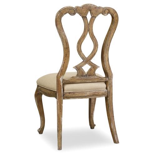 Hooker Furniture - Chatelet Splatback Side Chair - 2 per carton/price ea