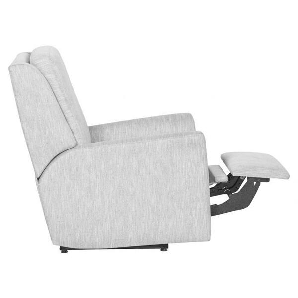 See Details - Hickory Arm Manual Push Back Zero Wall Recline