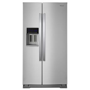 36-inch Wide Counter Depth Side-by-Side Refrigerator - 21 cu. ft. Product Image
