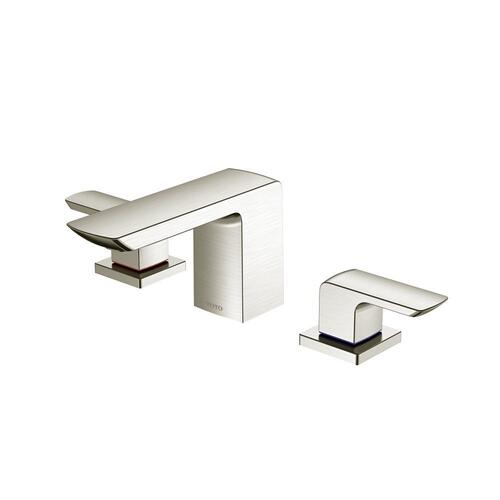 GR Widespread Faucet - 1.2 GPM - Brushed Nickel