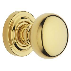 Lifetime Polished Brass 5030 Estate Knob Product Image