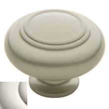 View Product - Polished Nickel Ring Deco Knob