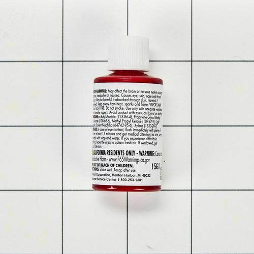KitchenAid - Appliance Touchup Paint Bottle, Passion Red