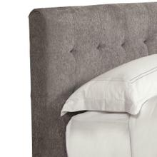 JODY - CORNFLOWER King Headboard 6/6 (Grey)