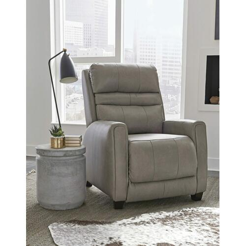 Zero Gravity Recliner with Power Headrest & SoCozi