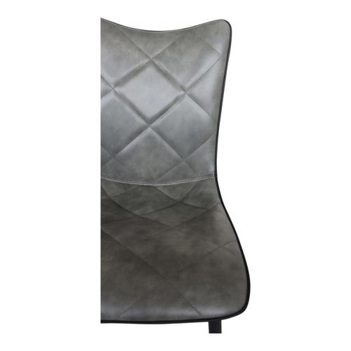 Moe's Home Collection - Josie Dining Chair Grey-m2