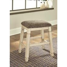 Bolanburg Upholstered Stool Antique White
