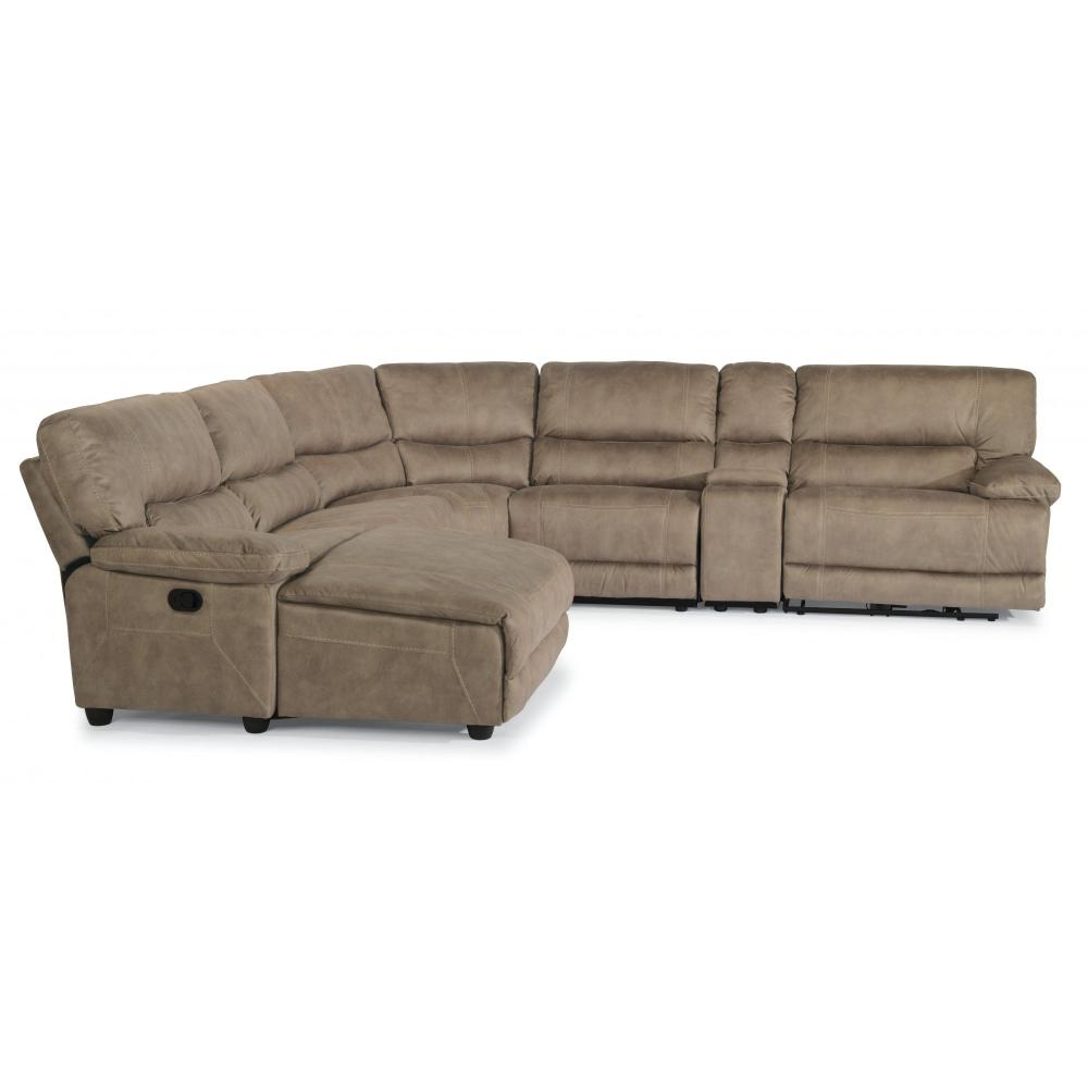 Delia Power Reclining Sectional