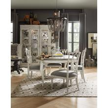 View Product - Arabella Side Dining Chair - 2 per carton/price ea