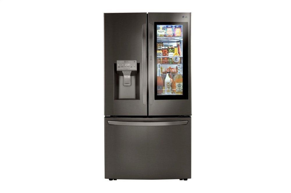 30 cu. ft. Smart wi-fi Enabled InstaView™ Door-in-Door® Refrigerator with Craft Ice™ Maker