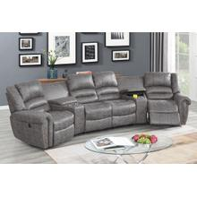 See Details - Power Theater Sectional
