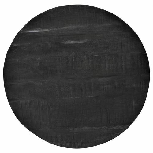Worldwide Homefurnishings - Eva Coffee Table in Distressed Grey