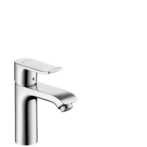 Chrome Single-Hole Faucet 110, 1.0 GPM