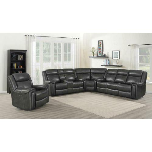 3 PC Power2 Sectional
