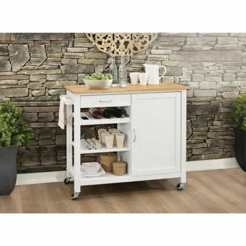 Acme Furniture Inc - Ottawa Kitchen Cart