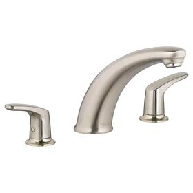 Colony Pro Deck-Mount Bathtub Faucet - Brushed Nickel