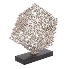 See Details - Cubist Sculpture