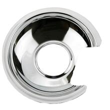 "6"" Chrome Drip Pan-Non GE"