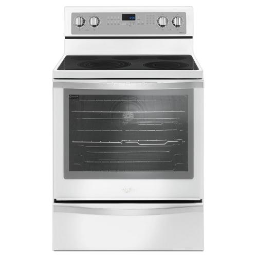 Whirlpool Canada - Whirlpool® 6.4 Cu. Ft. Freestanding Electric Range with True Convection