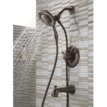 See Details - Venetian Bronze Monitor ® 17 Series Tub and Shower Trim with In2ition ® Two-in-One Shower