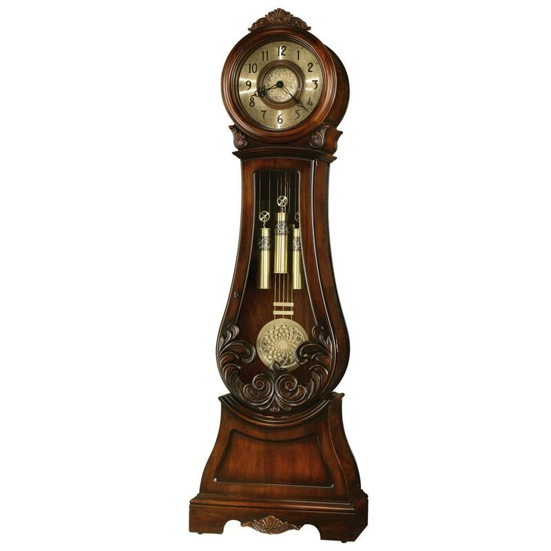 Howard Miller Diana Wooden Floor Clock 611082