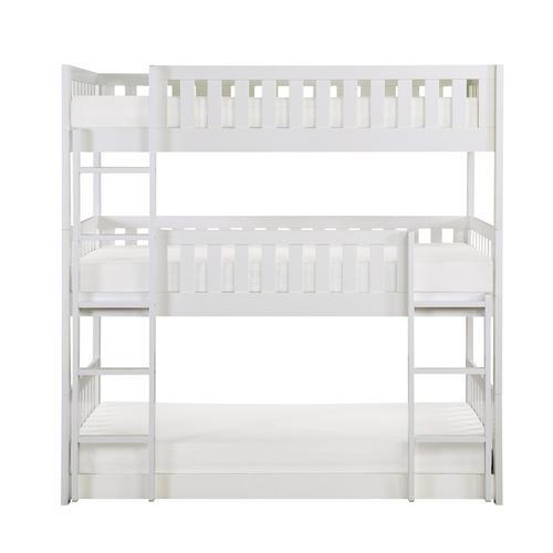 Homelegance - Triple Bunk Bed