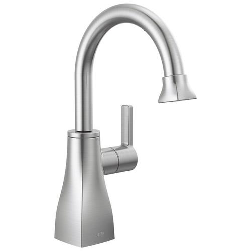 Arctic Stainless Contemporary Square Beverage Faucet