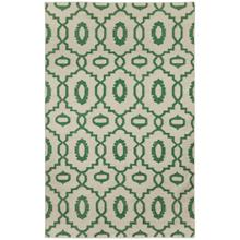 Moor Emerald Flat Woven Rugs