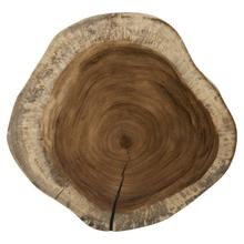 """View Product - Natural Guanacaste 38"""" Round Table Top"""