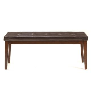 Kona Dining Bench  Raisin