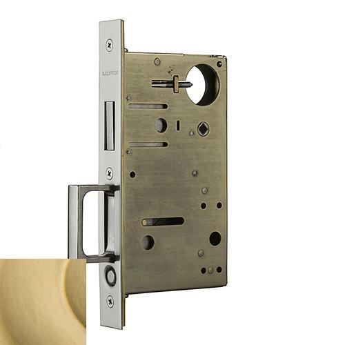 8602 Pocket Door Lock with Pull