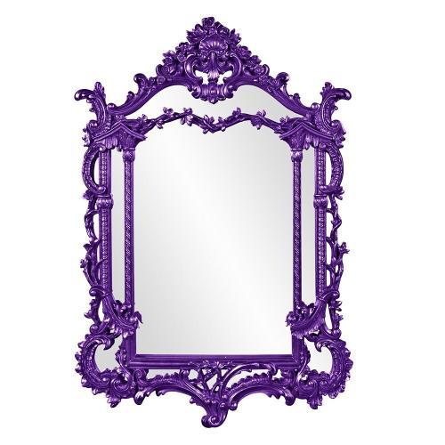 Howard Elliott - Arlington Mirror - Glossy Royal Purple