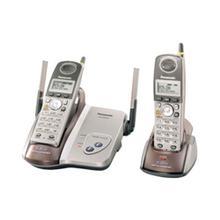 See Details - 5.8 GHz FHSS GigaRange® Dual-Handset Phone System