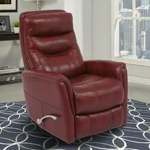 GEMINI - ROUGE Manual Swivel Glider Recliner