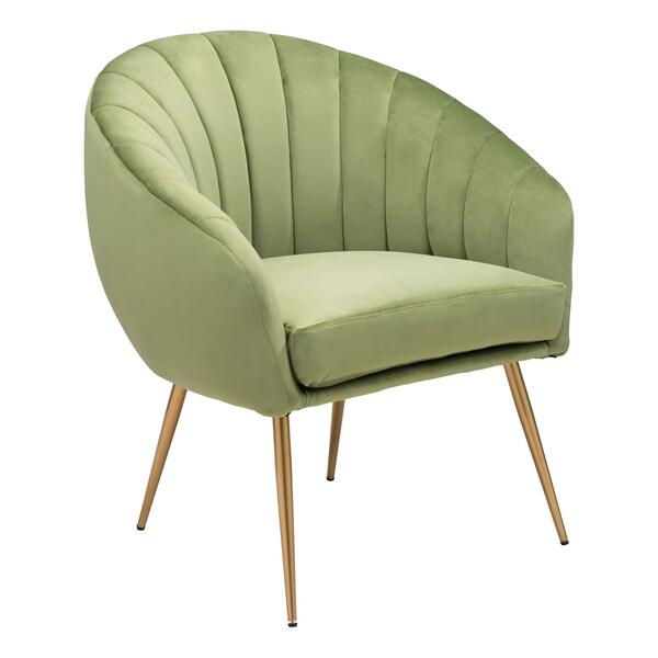 See Details - Max Accent Chair Green