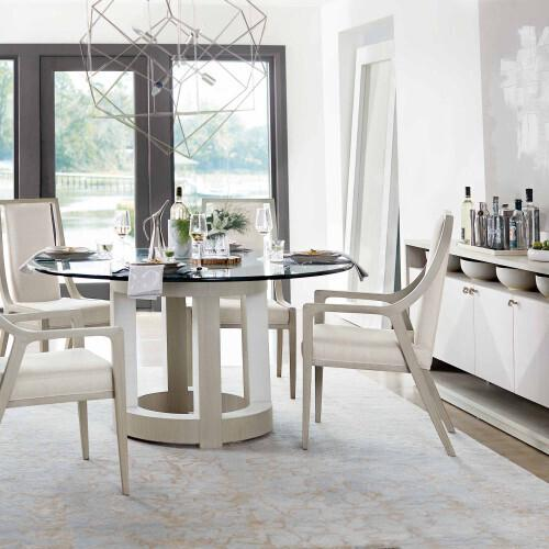 Gallery - Axiom Arm Chair in Linear Gray (381)