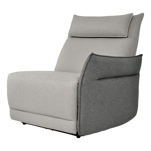 Homelegance - Power Right Side Reclining Chair with Power Headrest and Adjustable Arm