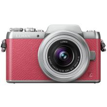 See Details - Panasonic LUMIX GF7 Full HD Mirrorless Interchangeable Lens Camera Kit with 12-32 mm Lens - Pink