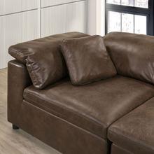 See Details - Tamera Corner Chair