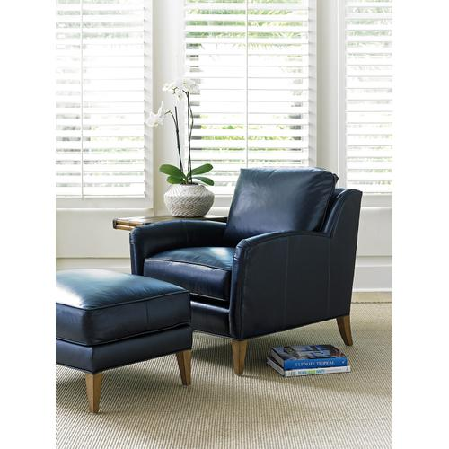 Coconut Grove Leather Chair