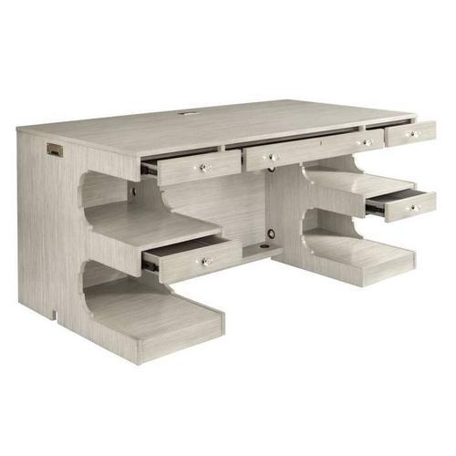 Latitude Writing Desk - Oyster
