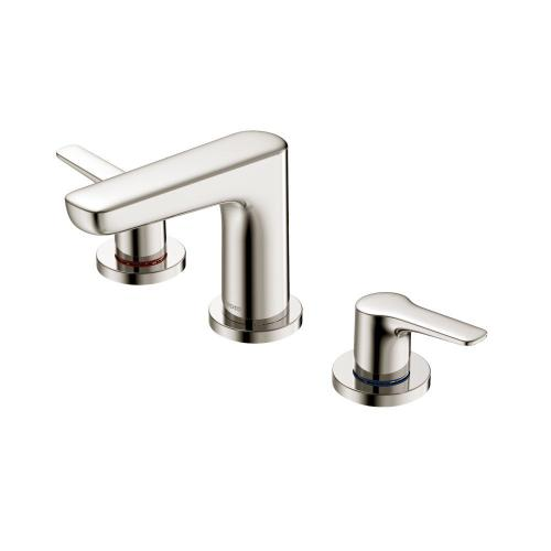 GS Widespread Faucet - 1.2 GPM - Polished Nickel