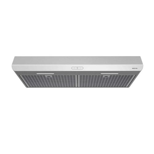 Sahale 30-inch 300 CFM Stainless Range Hood with LED light, ENERGY STAR® certified