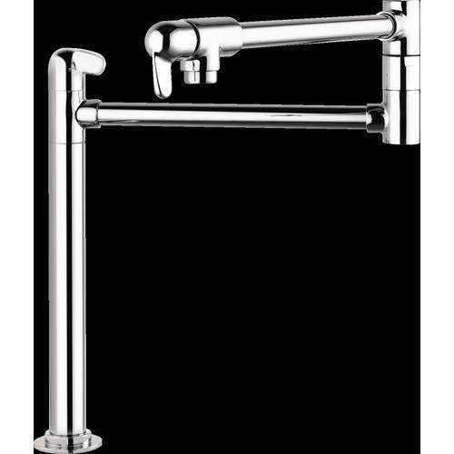 Hansgrohe - Chrome Pot Filler, Deck-Mounted